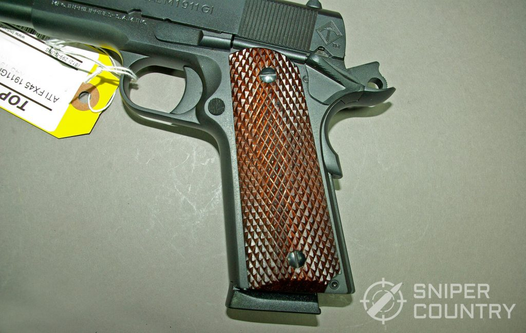 American Tactical, Inc 1911 Grip