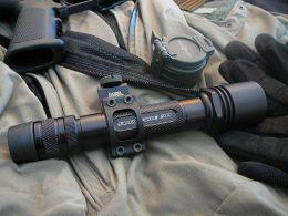AR-15 laser light