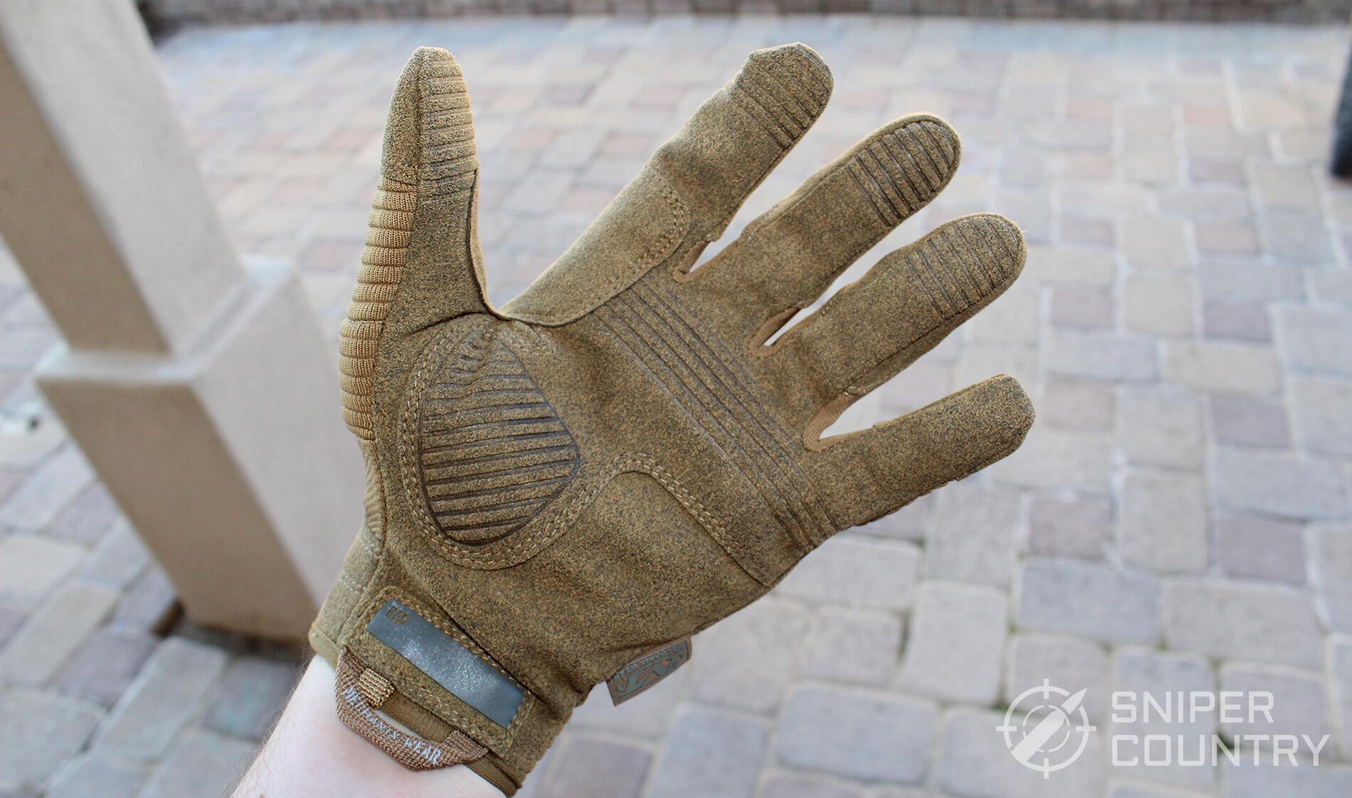 Mechanix M-Pact Hand fitment