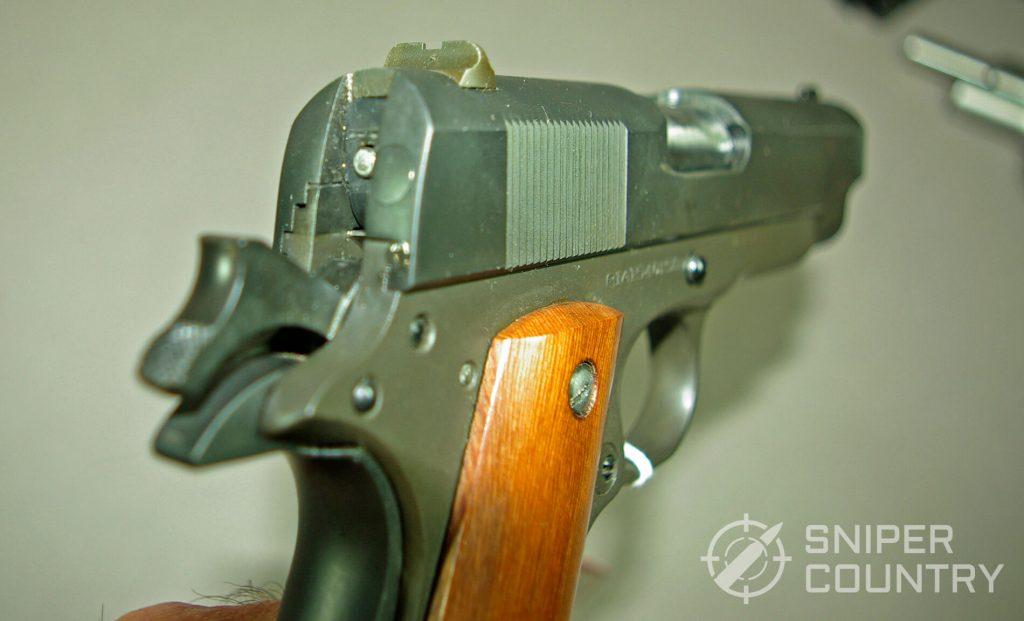 Rock Island Armory 1911A1 Blue Hammer