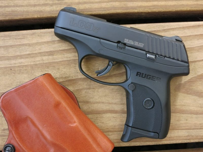 Best Ruger LC9s with a holster