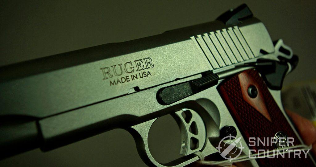 Ruger SR1911 CMDR Slide