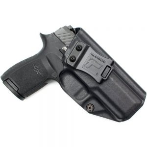 4 Best Sig Sauer P320 Holsters | Sniper Country