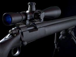 Remington Leupold 700 police tactical sniper