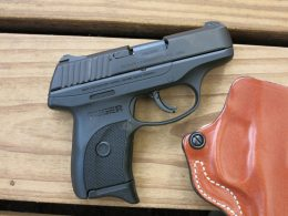 Ruger LC9 with the IWB Holster