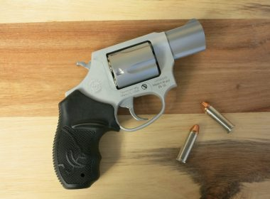 Taurus Model 85 with bullets