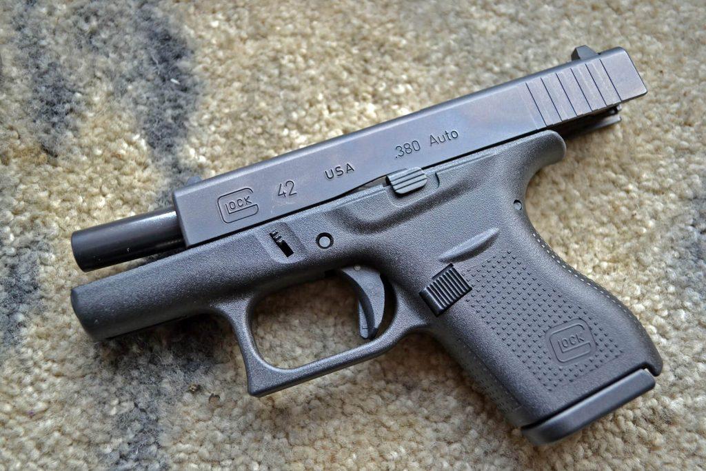 Glock 42 Gen 4 in .380 ACP