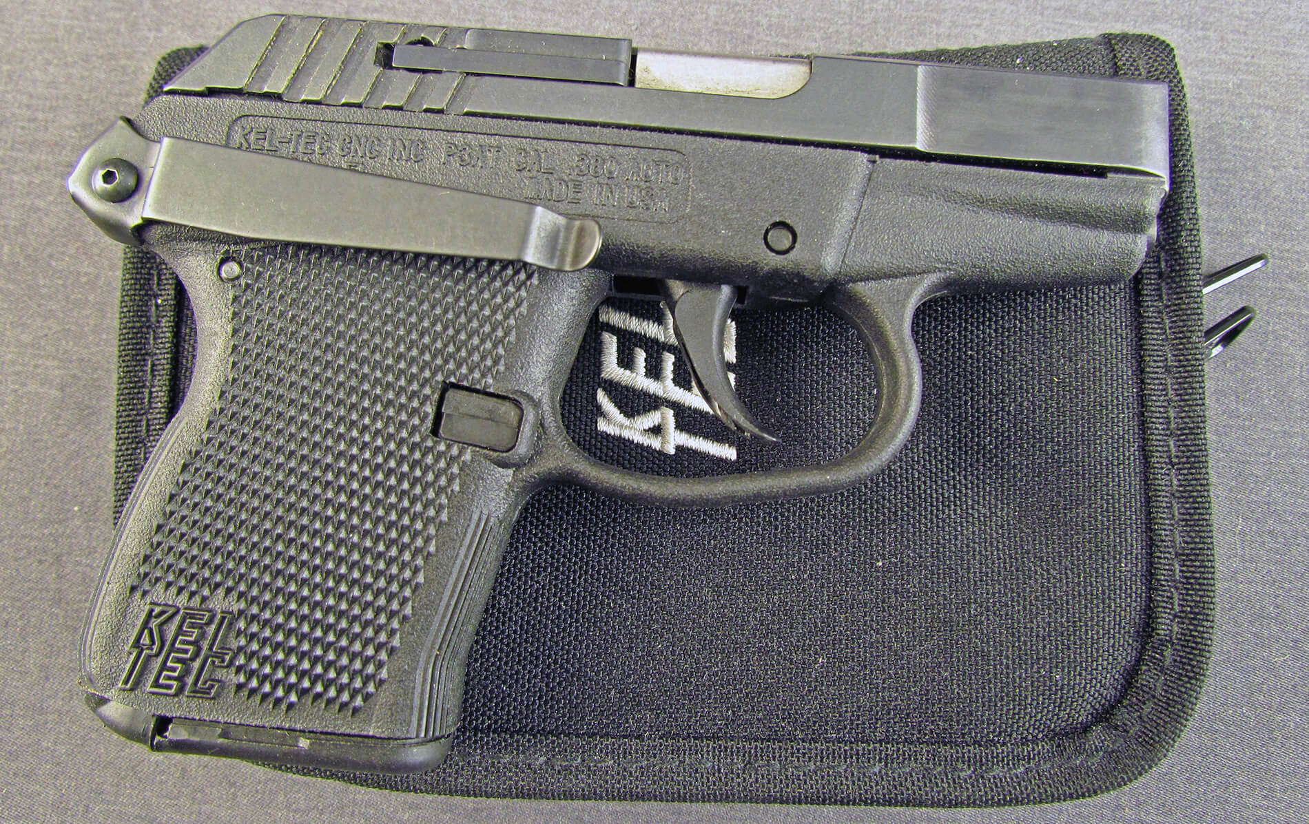 Kel Tec P3AT Right Side