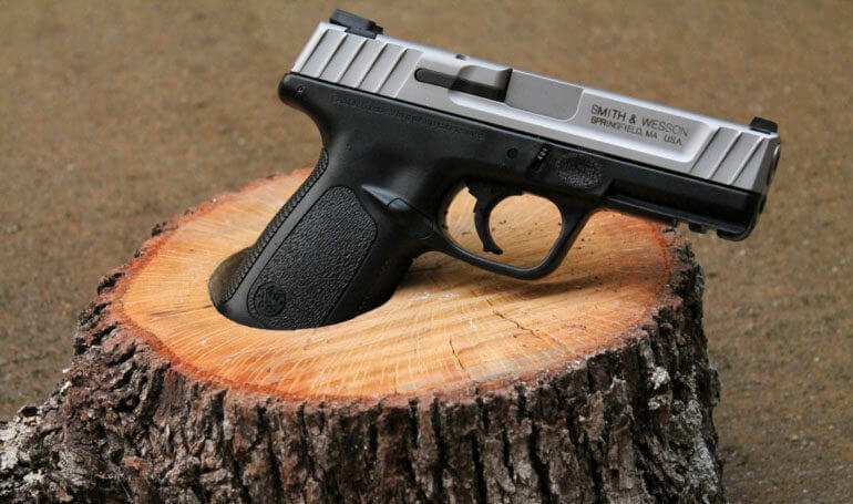 S&W SD9VE – Compact