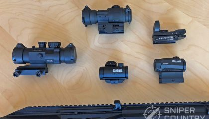Best Red Dot Sights [Hands-on Review]