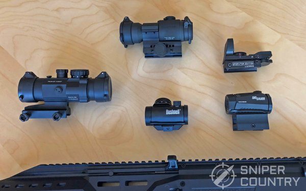 Best Red Dot Sights [2019 Hands-on Review]