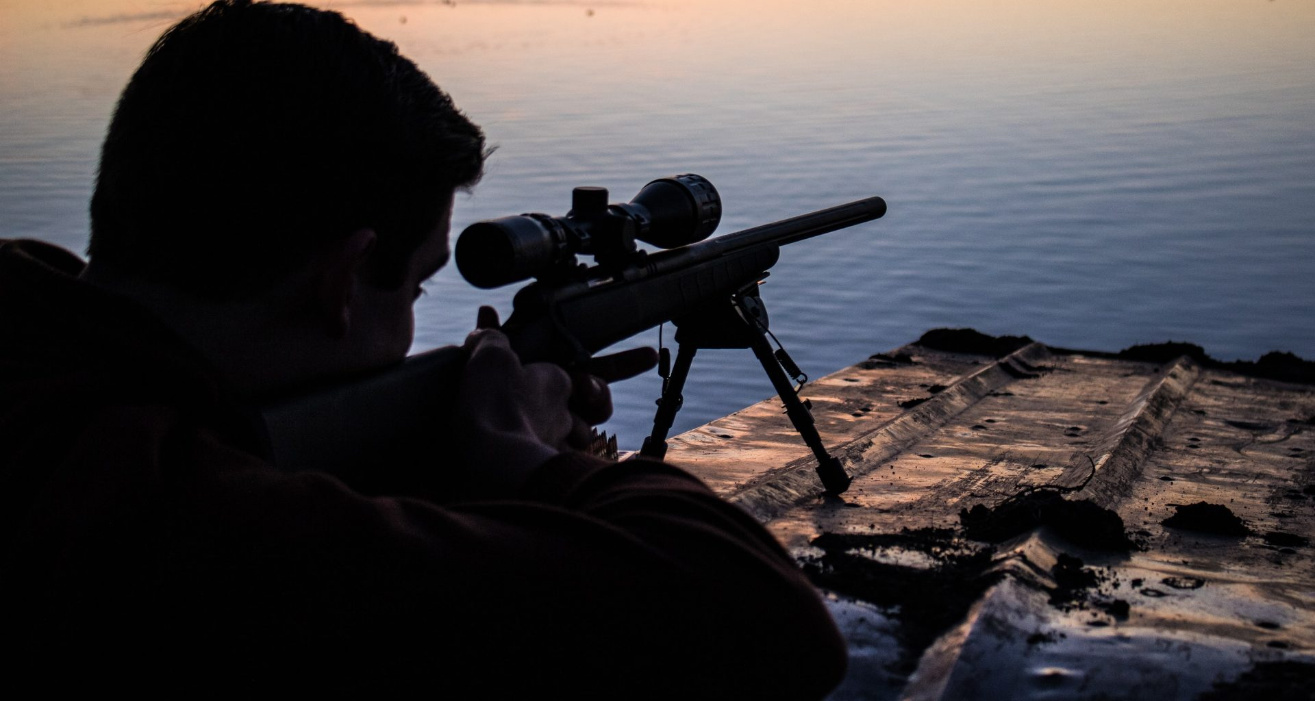 Killing shot made at distance of 2,430 metres