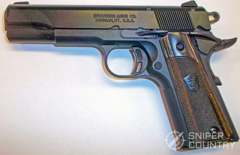 Browning Black Label Compact 1911 .22