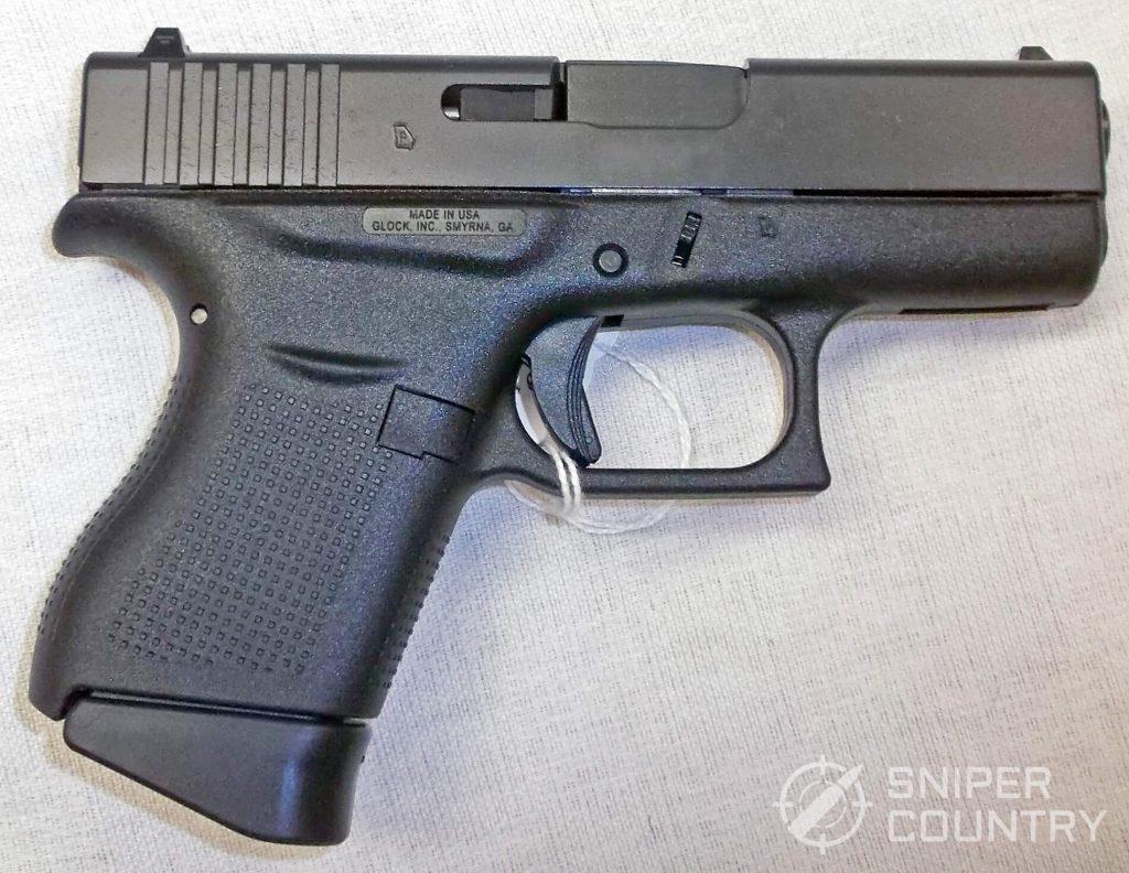 Glock 42 right side