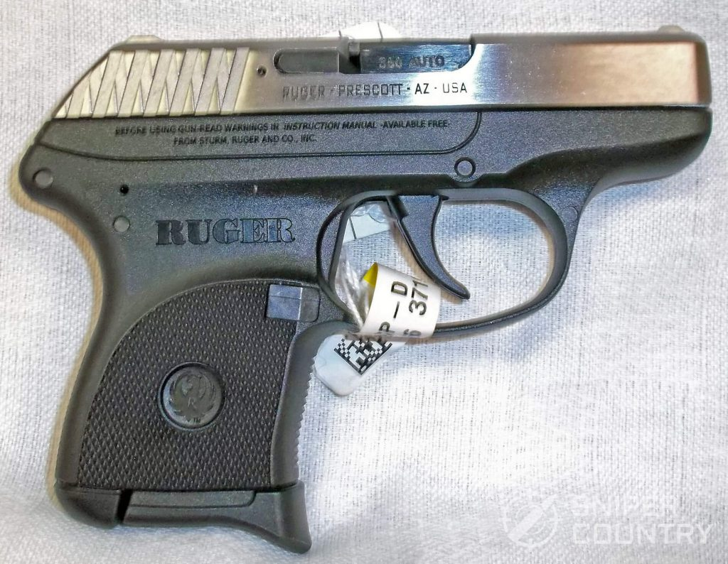 Ruger LCP Stainless