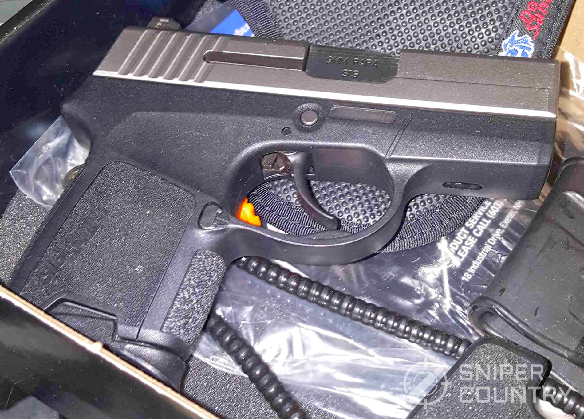 Best 9mm Handguns [Sub-Compact, Compact, Full-Size] | Sniper