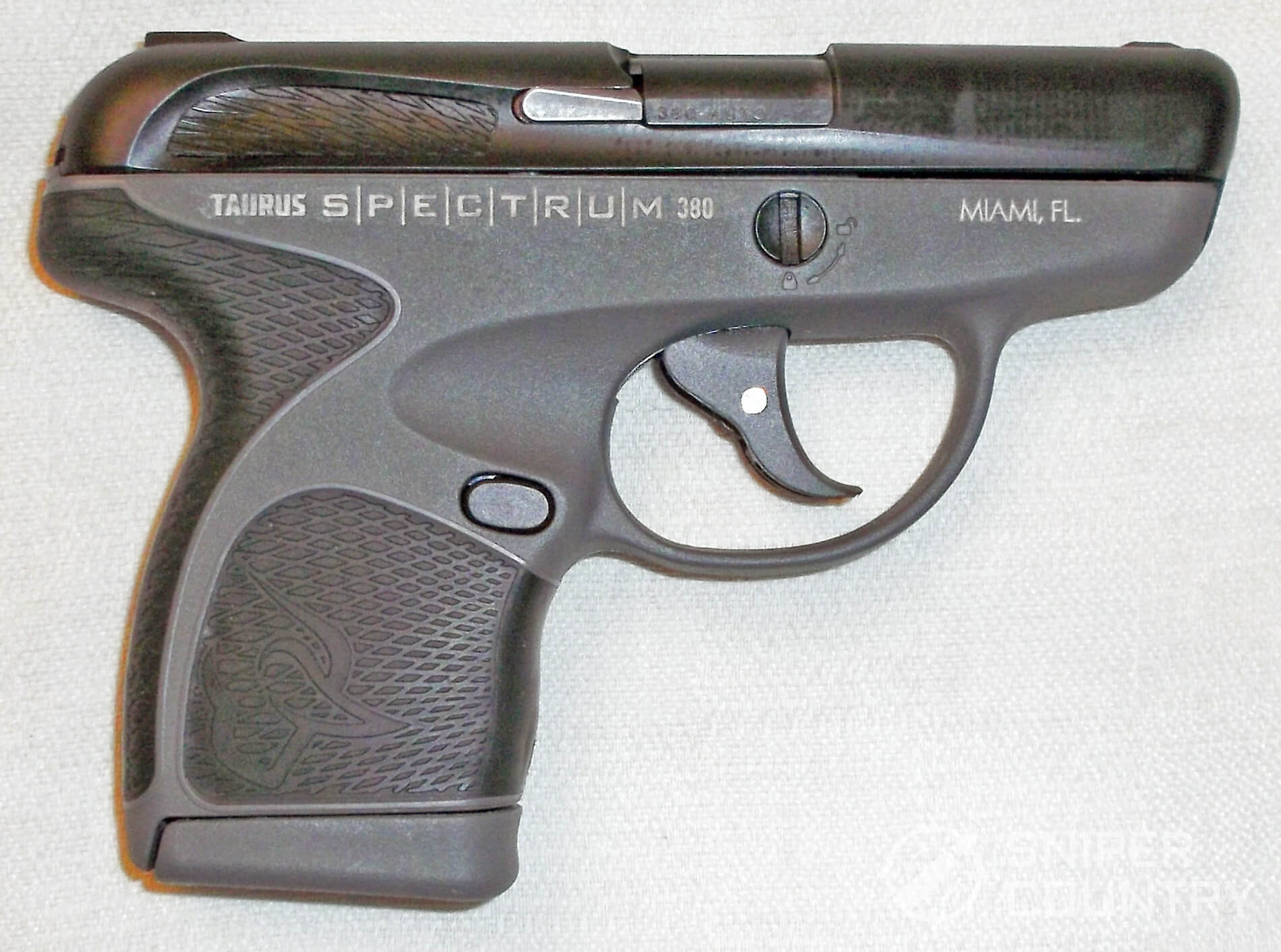 Taurus Spectrum right side