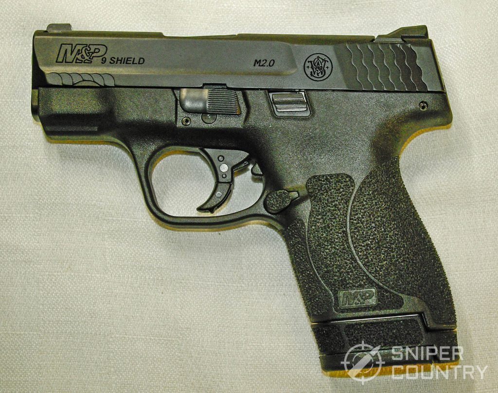 S&W M&P Shield 9
