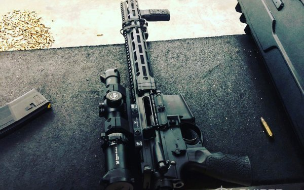 Review: Vortex Strike Eagle 1-8X24