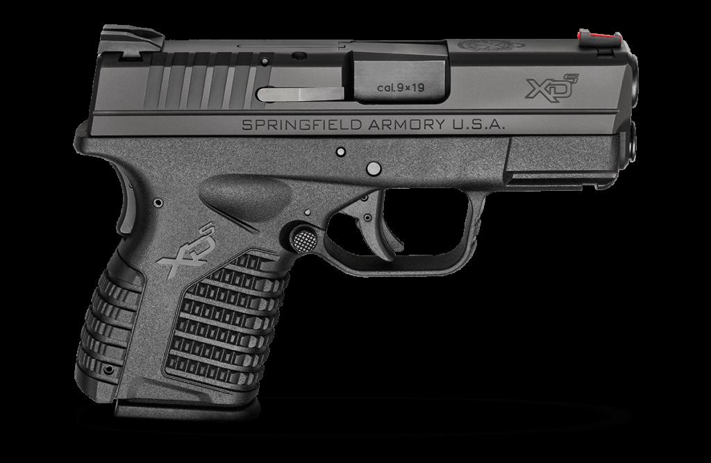 XD-S 3.3 9MM Handgun
