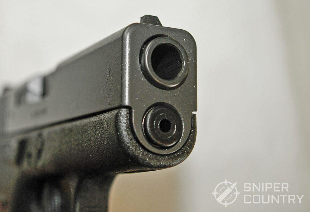 Glock 42 Muzzle