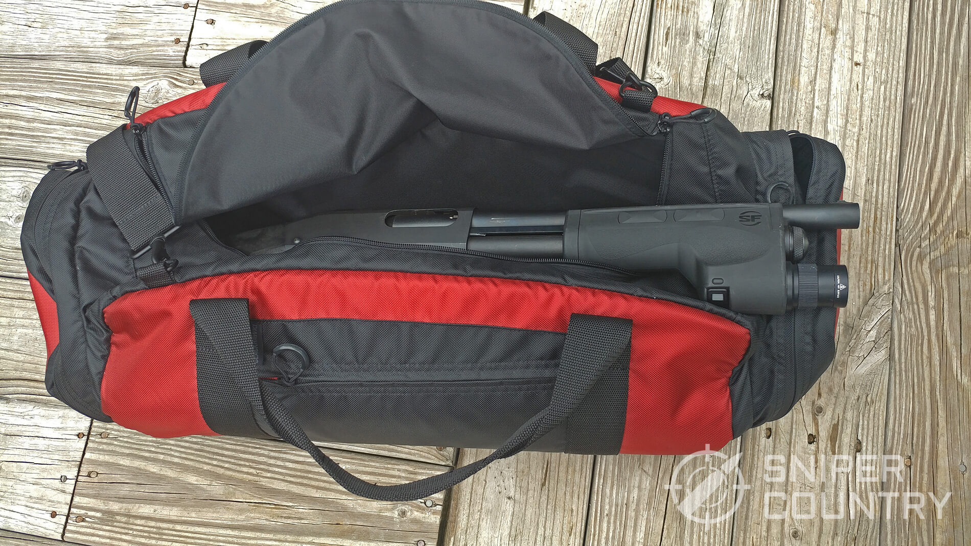 Blackhawk CCW Bag top