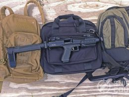 CCW Backpack and Bags