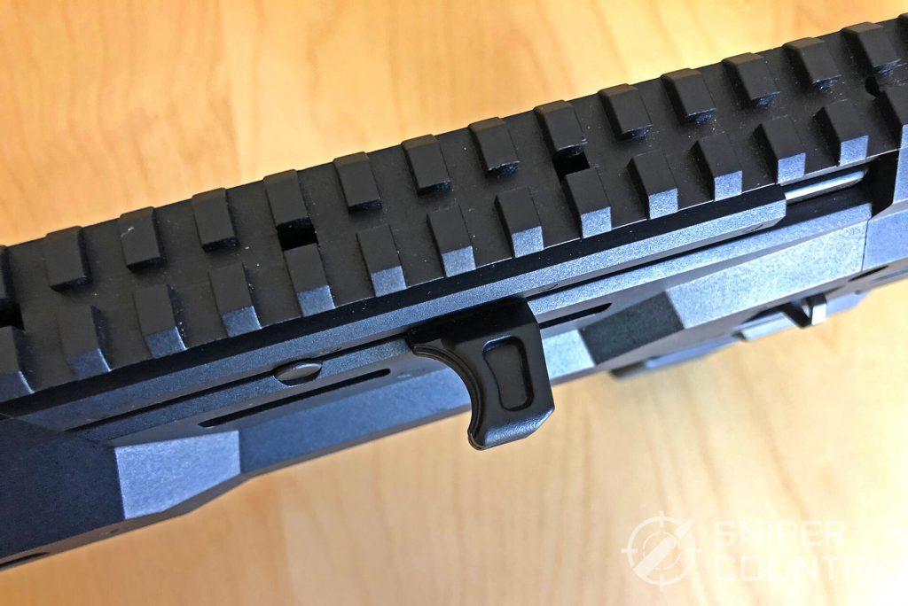 CZ Scorpion Evo 3 S1 Carbine charging handle