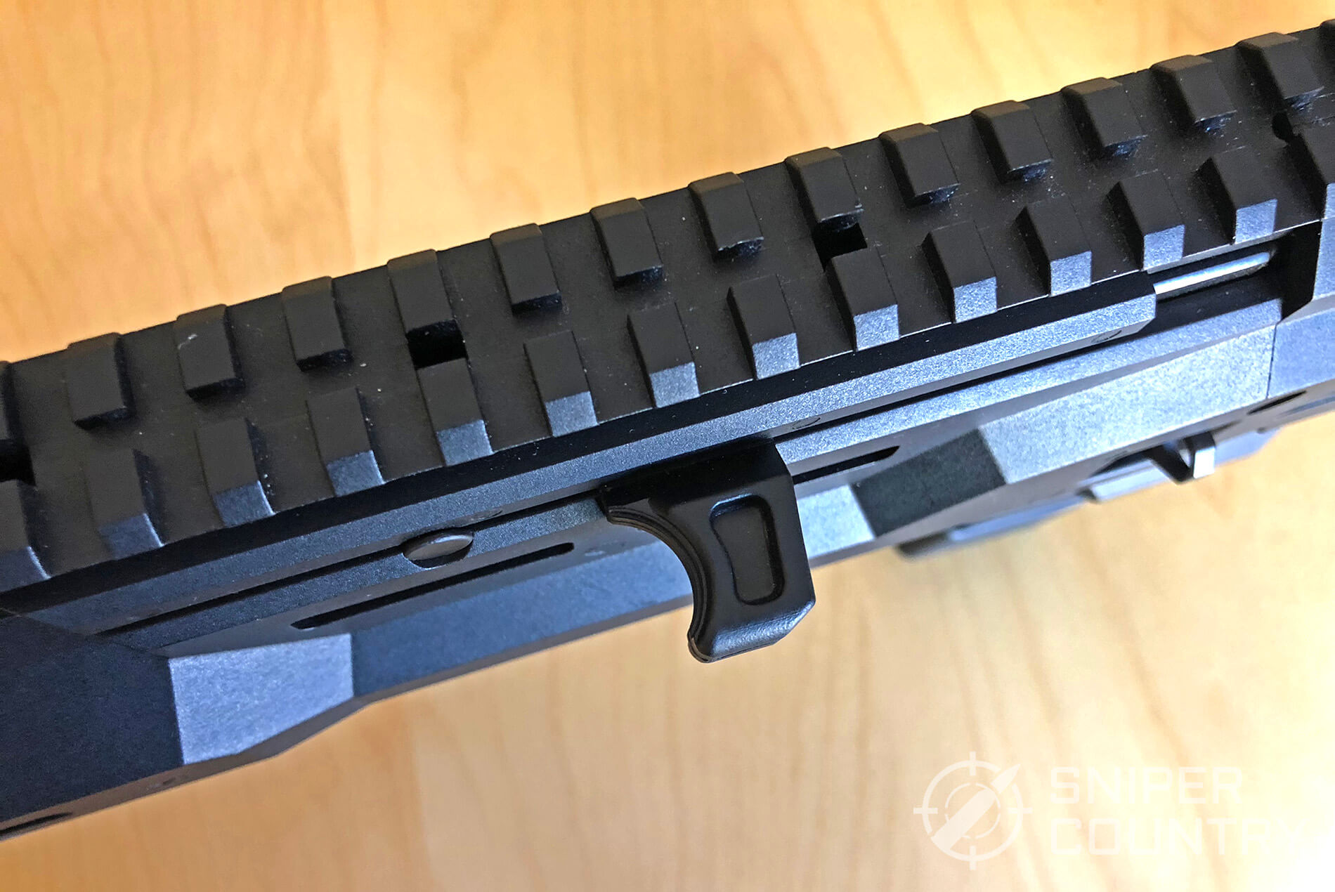 CZ Scorpion Evo 3 S1 Carbine charging handle