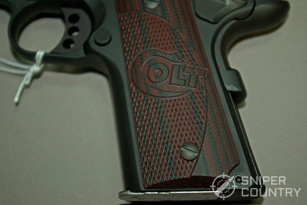 Colt Defender Grip