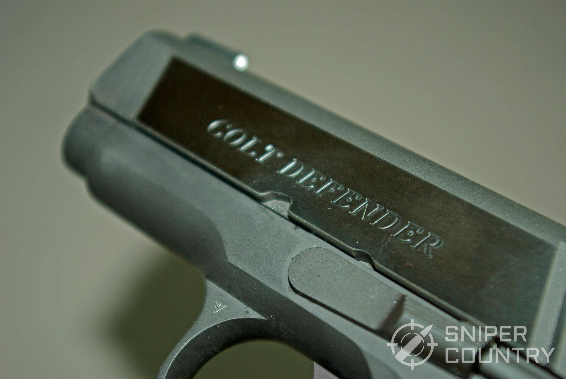 Colt Defender Slide