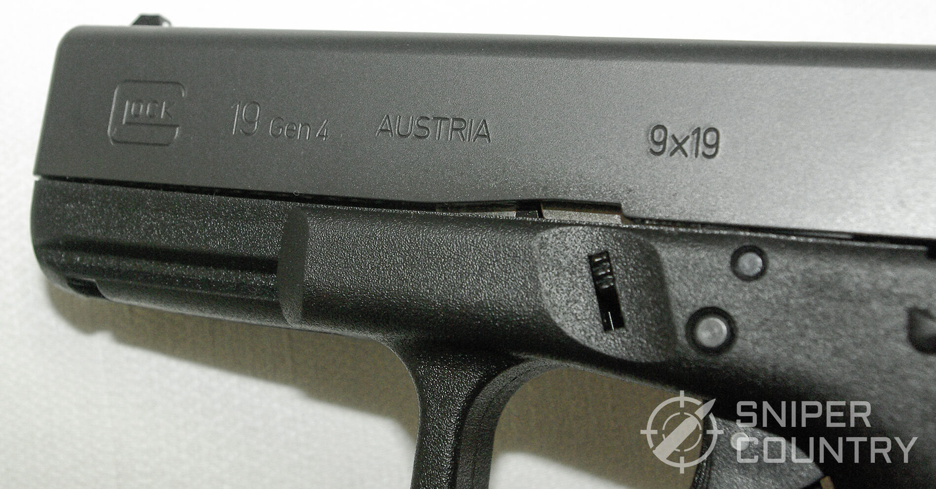 Glock 19 Left Side