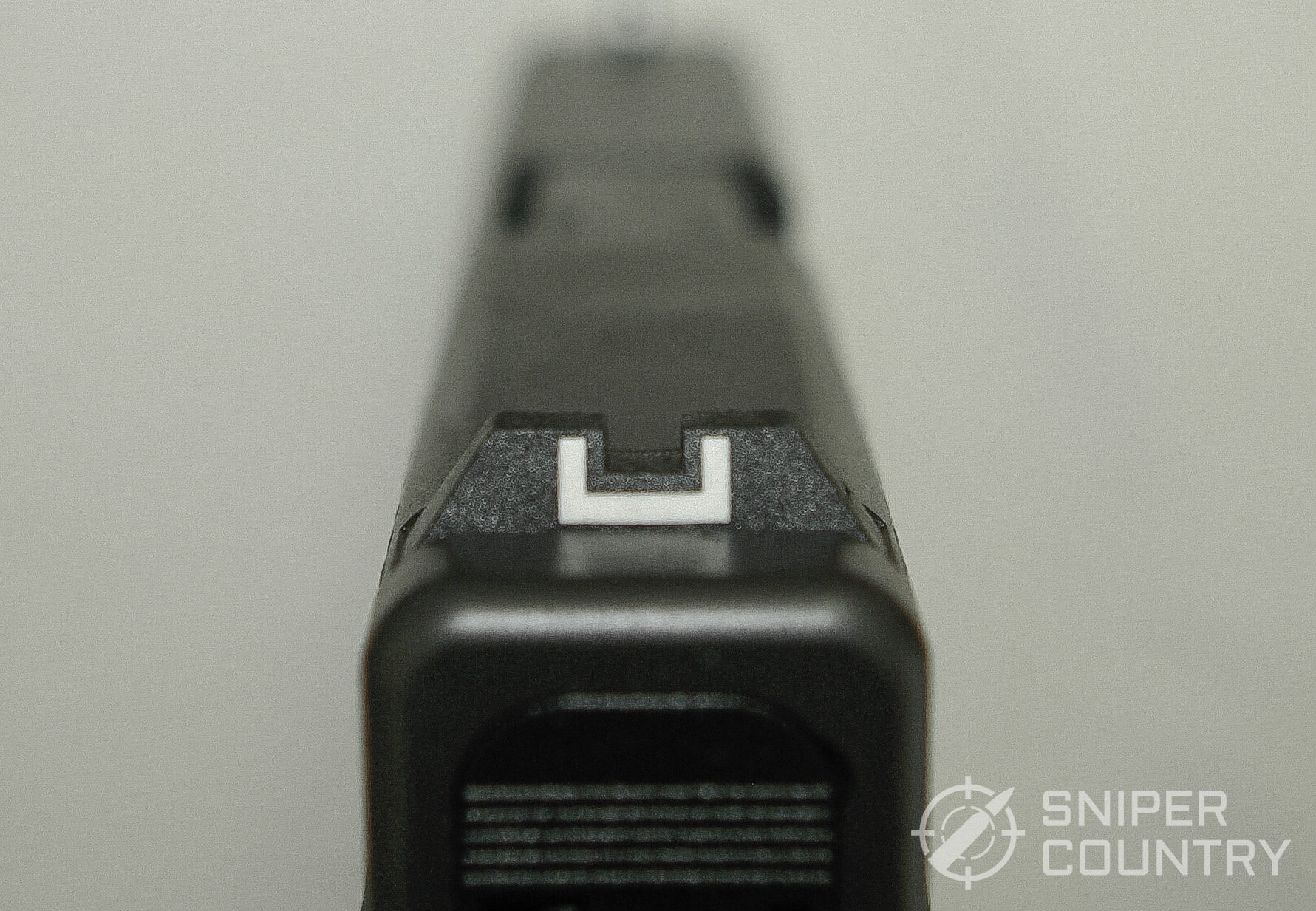 Glock 19 Rear Sight