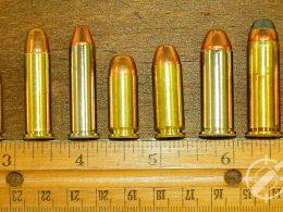 Handgun Caliber Comparison