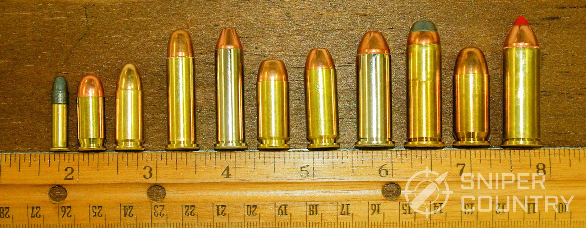 Handgun Calibers [Ultimate Guide] | Sniper Country