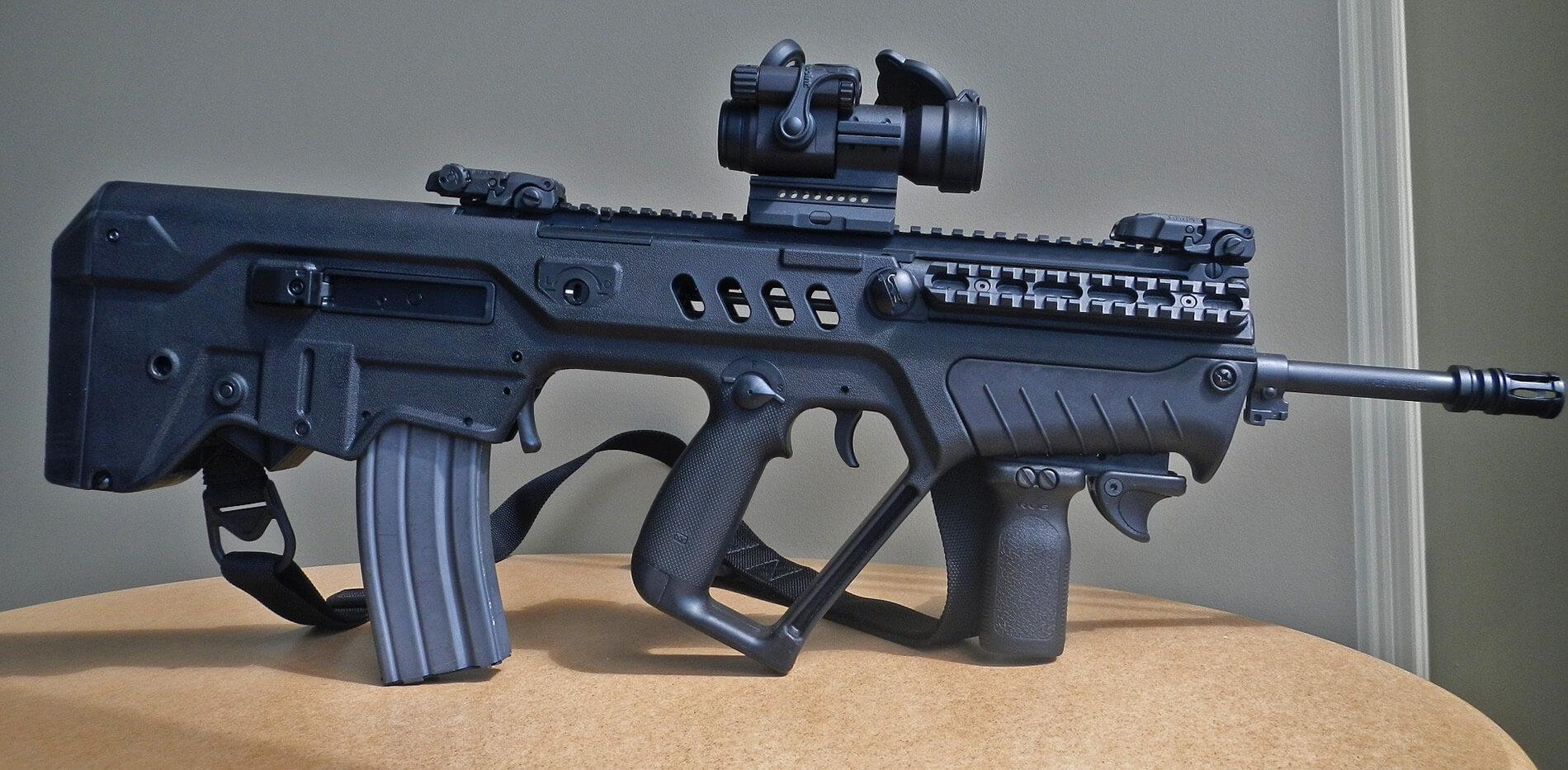 IWI US Tavor SAR X95 black