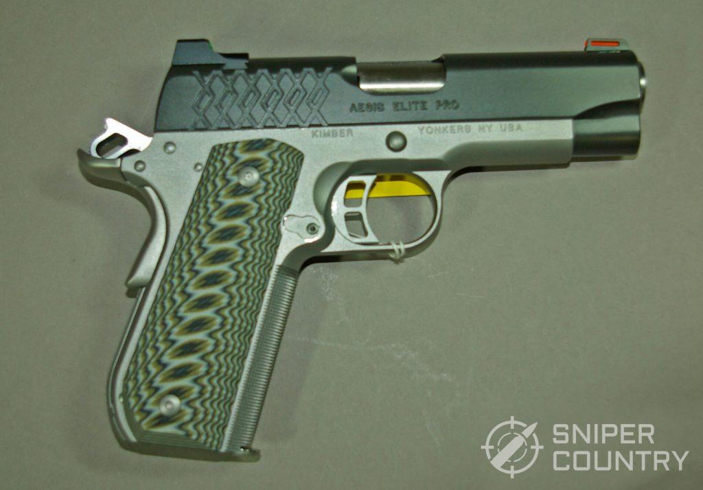 Kimber Aegis 9mm 1911