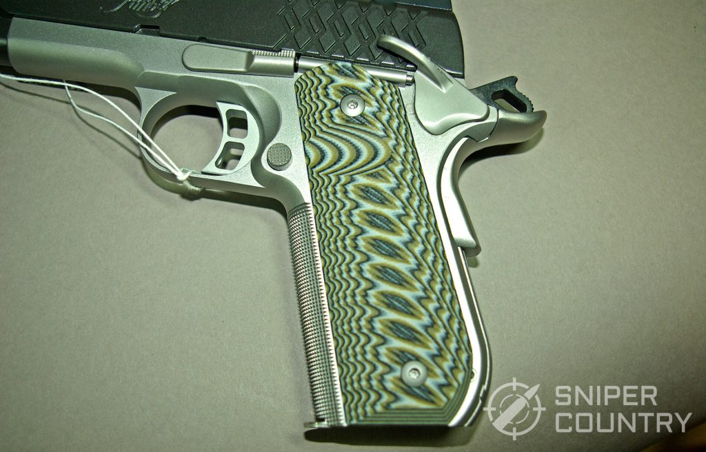 Kimber Aegis 9mm 1911 Grip