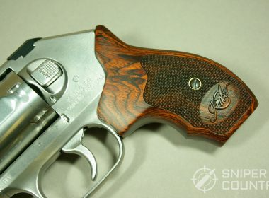 Kimber K6S Grip and Trigger