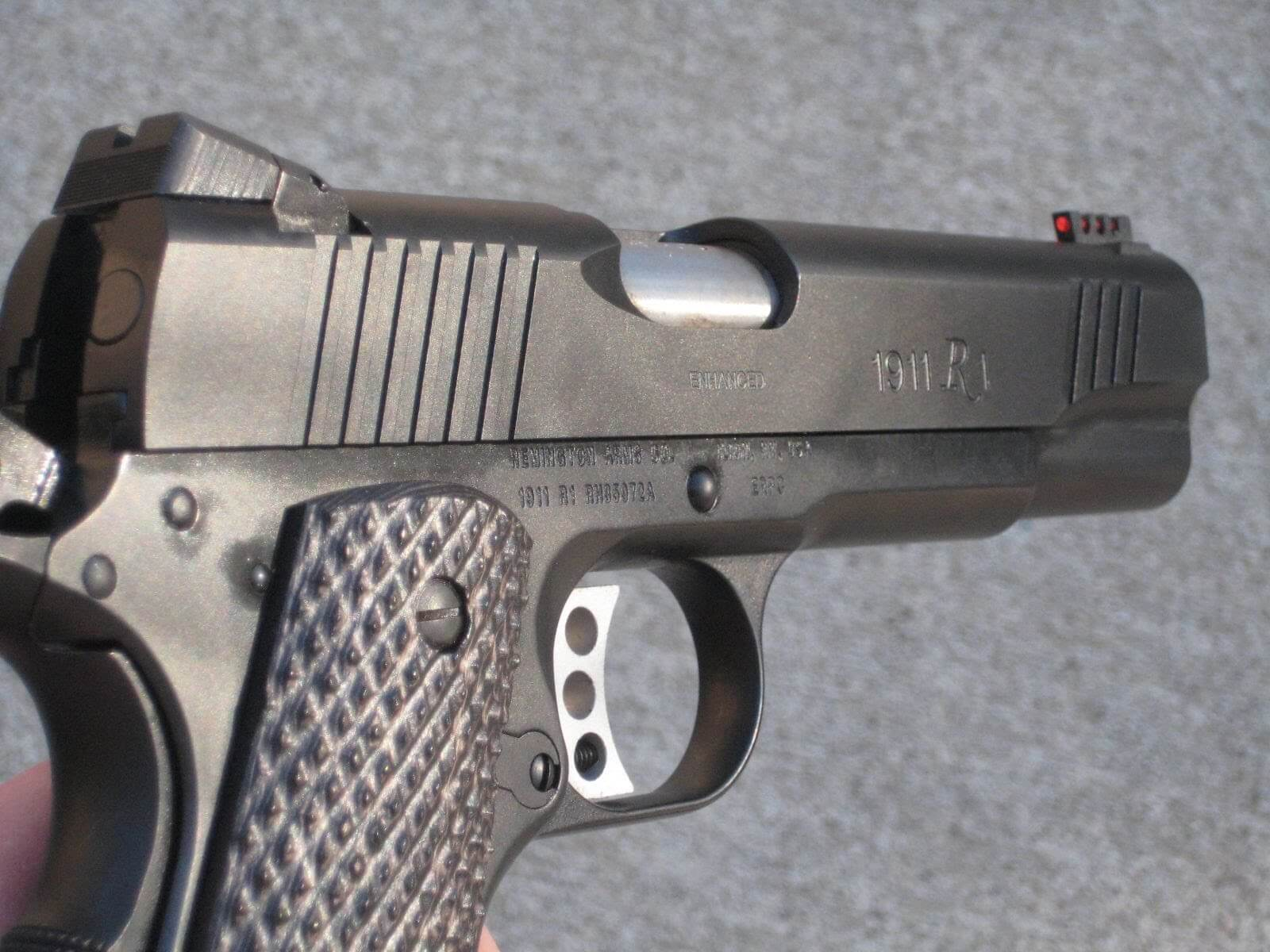 Remington R1 Enhanced 9mm