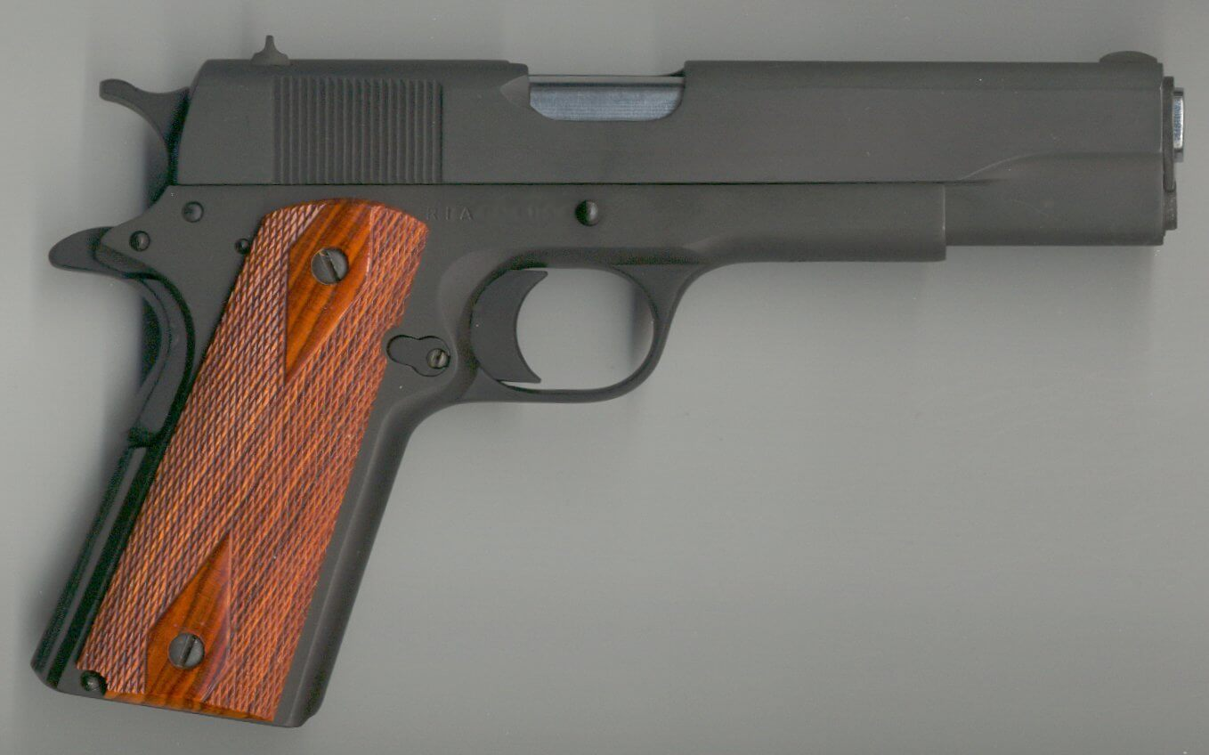 Rock Island Armory Rock Standard Full Size .45 ACP right side