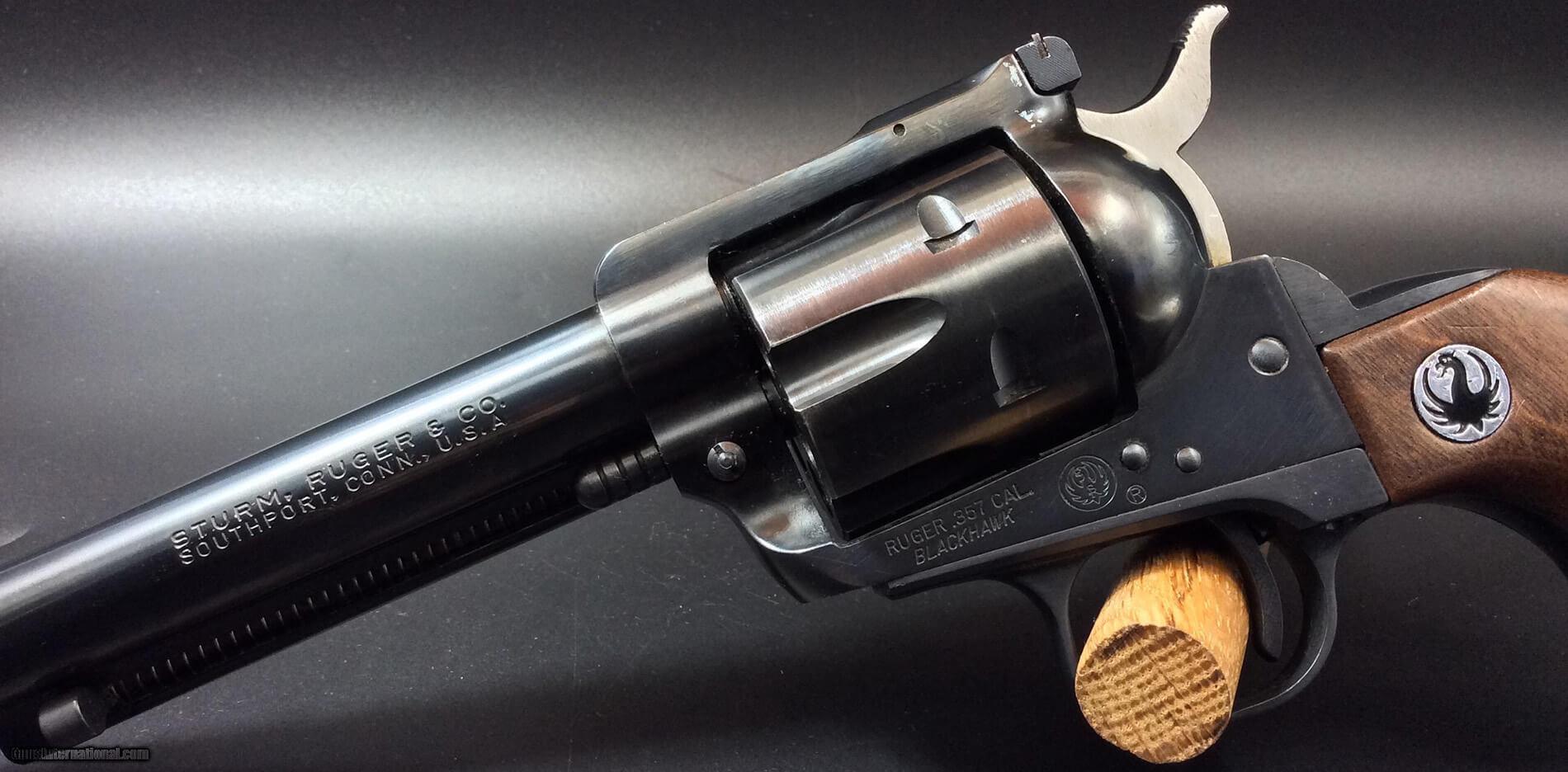 Ruger Blackhawk .357