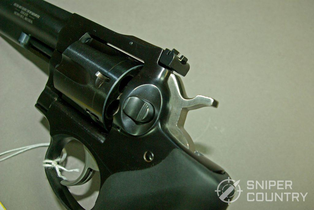 Ruger GP-100 Hammer