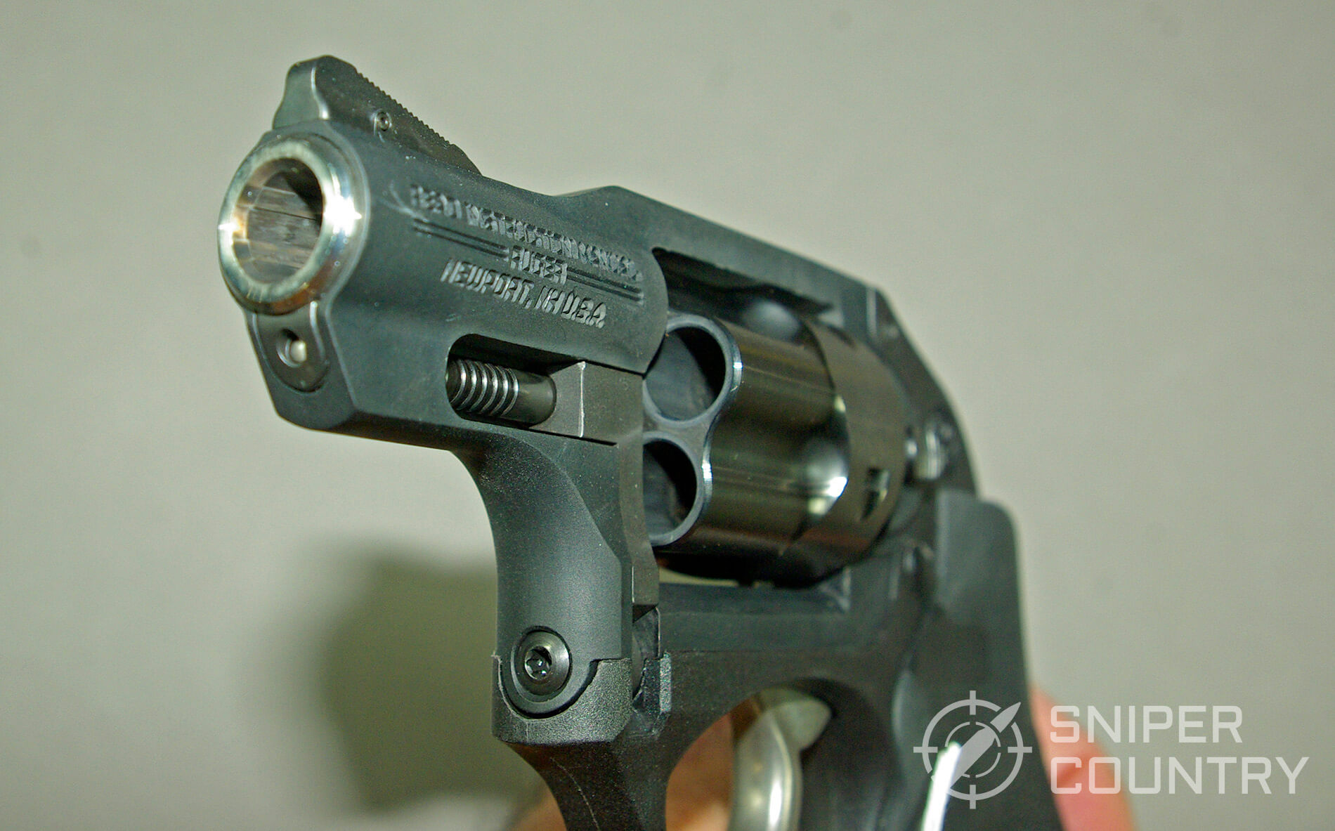 Ruger LCR Muzzle