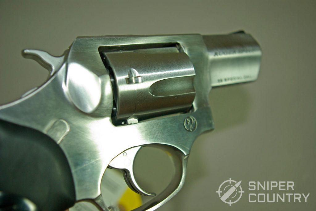 Ruger SP101 Trigger and Hammer