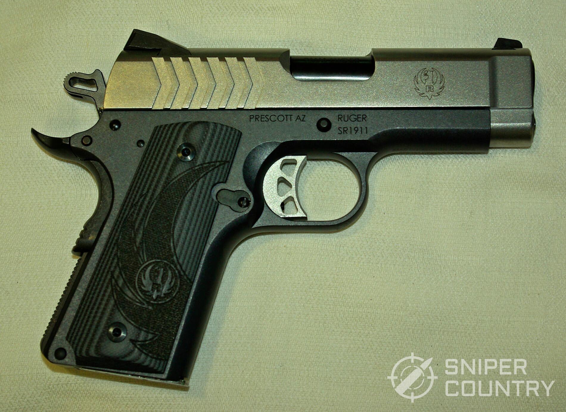 Ruger SR1911-9mm Compact