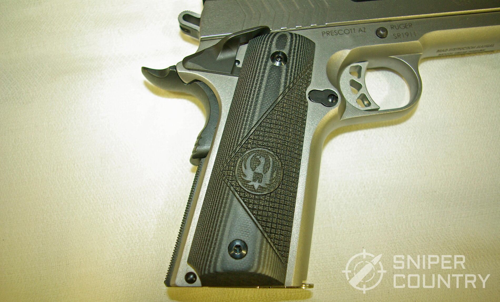 Ruger SR1911-9mm Grip