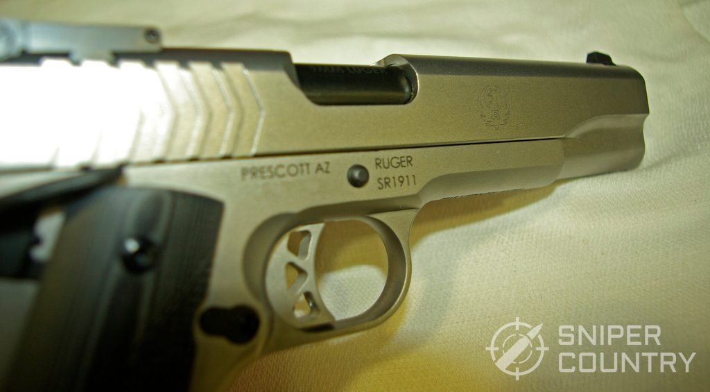 Ruger SR1911-9mm Slide