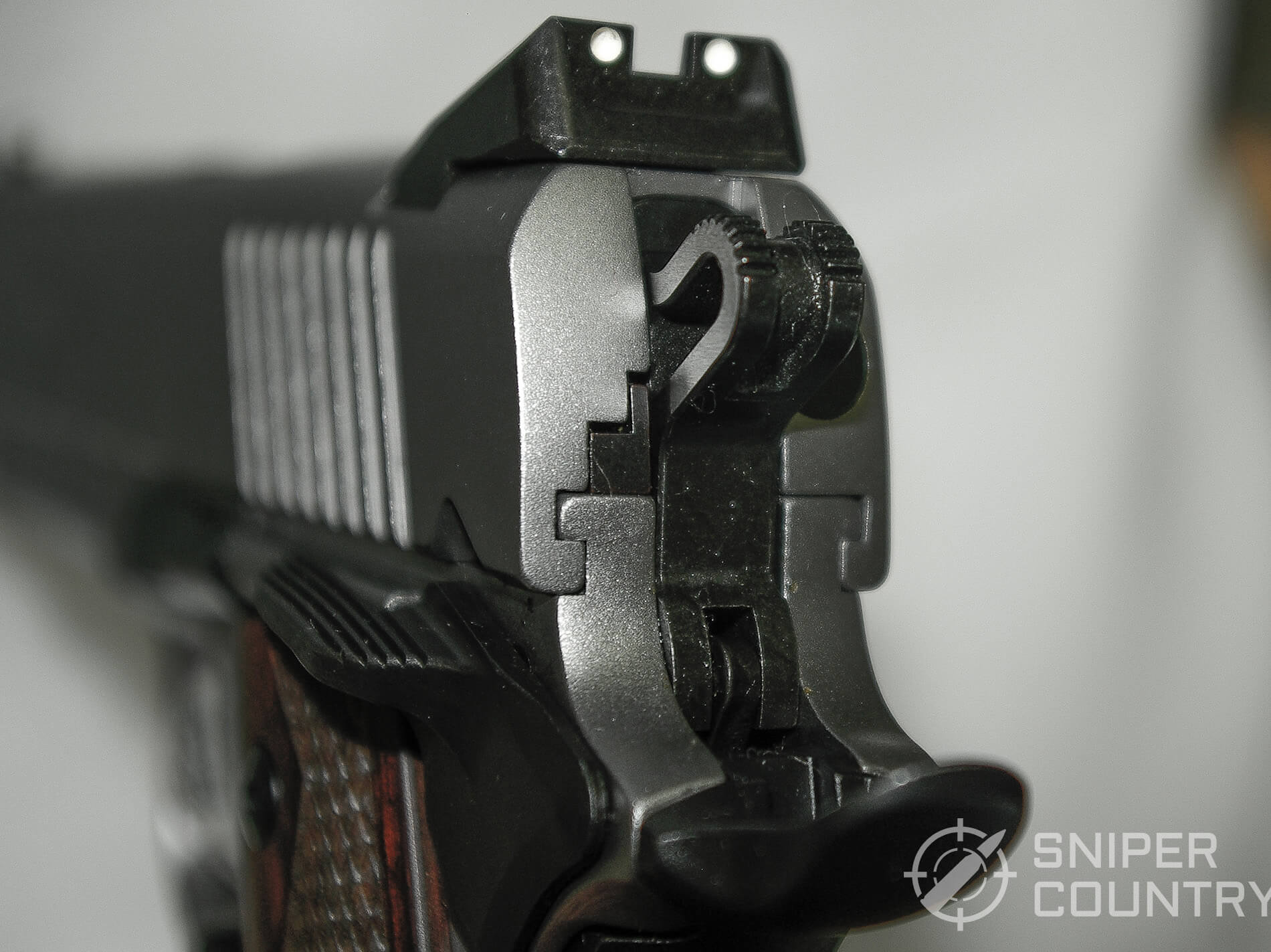 Ruger SR1911 Rear Sight
