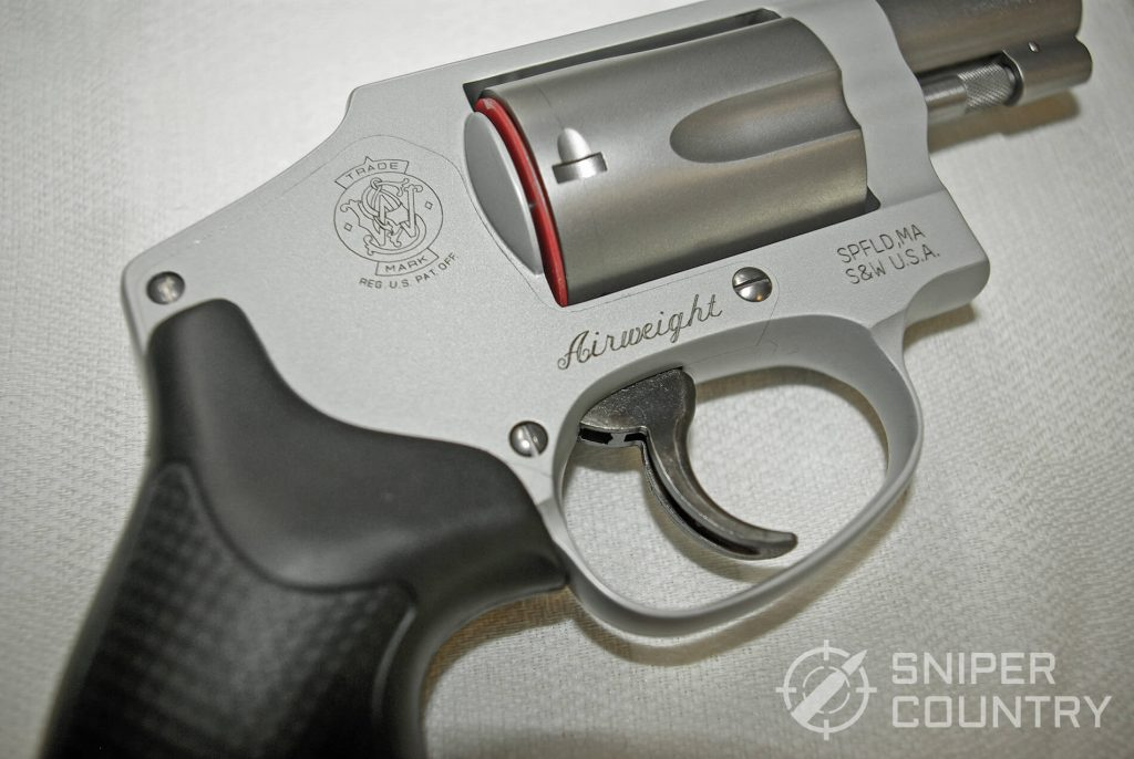 Smith & Wesson Model 642 Left Side